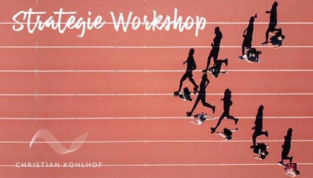 strategie workshop is a long distance run