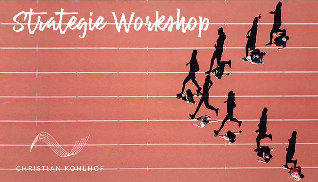 strategie workshop is a long distance run